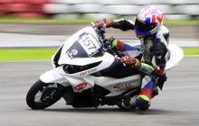Berkat Mesin Bengkak, Honda PCX 150 Modifikasi Balap Jadi 177 cc Gasak Podium