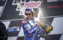 Aneh Banget! Pernah Kalahkan Marc Marquez, Alex Rins Malah Galau di MotoGP 2019