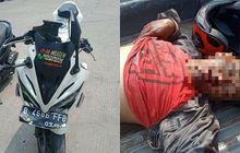 Apes, Kisah Seorang Maling Motor Bawa Kabur Honda CBR 150R di Bekasi, Kejar-kejaran Kena Macet, Hingga Meregang Nyawa Dihakimi Massa