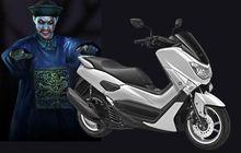 Yamaha NMAX Selain dicap Sebagai Motor Arogan Juga Dapat Gelar Baru Sebagai Motor Vampir? Apa Maksudnya?