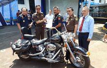 Enak Bener Nih, Ada 22 Harley-Davidson Yang Disita Negara Bakal Dilelang 13 Unit, Sisanya Dibagikan ke Kejaksaan dan Kepolisian