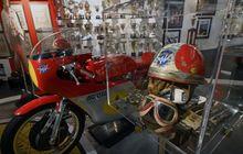 Mengenang Kejayaan Legenda Balap Motor, Museum Giacomo Agostini Tawarkan Sejarah Legendaris untuk Umum
