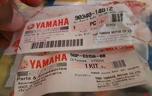 Jangan Sampai Keliru, Komponen Yamaha Asal Thailand Banyak Dijual, Bengkel Spesialis Bongkar Asli atau Palsu