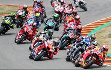 MotoGP 2020 Sedang Berlangsung, Viral Video Pembalapnya Test Motor di Mal, Pengunjung Heboh Liat Motornya