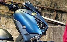 Orang Kaya Beneran Bisa Ngamuk, Yamaha XMAX Dimodifikasi Bergaya Sultan, Lihatnya Malah Jadi Sedih