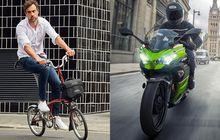 Bisa Bikin Istri Ngamuk Sebulan, Harga Sepeda Brompton Ternyata Setara Honda CBR Sampai Ninja 250