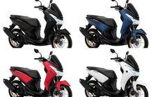 Banjir Promo Motor Akhir Tahun, DP dan Cicilan Yamaha Lexi Sama Persis, Cuma Rp 1 Jutaan