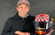 Laku Seharga Yamaha XMAX, Johann Zarco Lelang Helm Kesayangan Demi Bantu Pereli Dakar yang Lumpuh