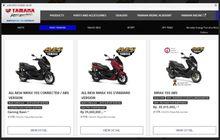 Resmi Harga Yamaha All New NMAX Standar dan ABS Connected Direlease Yamaha Indonesia, Ini Banderolnya
