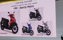 Resmi Mengaspal di Indonesia, Motor Baru All New Honda BeAT 2020 Punya 12 Pilihan Warna, Apa Saja?