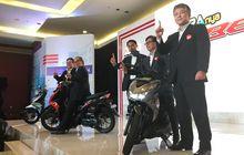 Breaking News, Motor Baru Honda BeAT Resmi Meluncur Hari Ini, Rangka dan Mesin Baru, Ini Bentuk Resminya