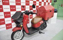 Bikin Kaget, Video Canggihnya Motor Pos di Jepang, Bodi Imut Tapi Muatannya Enggak Kira-kira