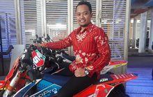 Bikin Bensin Lebih Irit, Pemilik Eco Racing Ternyata Punya Hobi Motocross