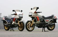 Nostalgia Honda CX500 Turbo, Motor Pertama di Dunia yang Pakai Turbocharger