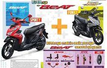 5 Part RCB Racing Boy yang Jadi Aksesories Resmi All New Honda BeAT, Garansi Tidak Gugur dan Ini Daftar Harganya