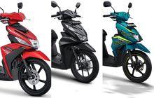 Biar Enggak Penasaran, Adu Spesifikasi All New Honda BeAT, Yamaha Mio M3, Suzuki Nex II, Siapa Lebih Unggul?