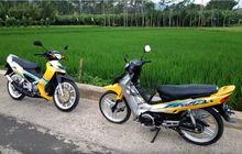 Kini Yamaha F1Z-R dan Suzuki Satria 120R Hiu Warna Kuning Diburu? Ini Alasan Tepatnya
