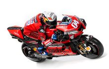 Bukan Kaleng-kaleng, Fakta Motif Helm Andrea Dovizioso di MotoGP 2020 Memang Terinsipirasi Film Kartun Jepang