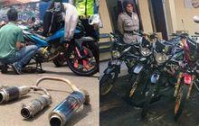 Bikin Kapok! Tak Hanya Gelar Razia Satu Bulan Penuh, Polisi Siap Hunting Street Pengguna Knalpot Bising di Jalan