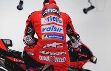Bukan Desmodovi, Andrea Dovizioso Punya Julukan Baru di MotoGP 2020, Terpampang di Racing Suit