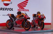 Waduh, Sponsor Repsol Cabut Dari Pabrikan Honda, Gara-gara Marc Marquez Enggak Balap?