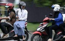 Awas Bro, PSBB Segera Diberlakukan Bikers Dilarang Boncengan Termasuk Driver Ojol, Ini Kata Kapolda Metro Jaya