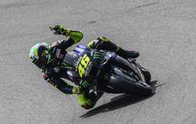 Dasar Valentino Rossi, Usia Boleh 41 Tahun Terus Ngegas di MotoGP 2020