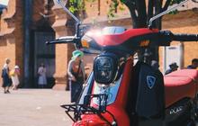 Wuih Motor Thailand Mirip Honda Super Cub, Punya Banyak Pilihan Warna