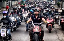 Waduh, Bikers Bandung Geregetan dan  Heran, Kenapa Trendsetter Otomotif Bisa Pindah ke Kota Lain?