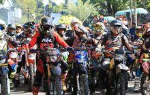 Gokil, 568 Crosser Ramaikan Aceh Dirt Bike Adventure 2020, Pesertanya Mulai dari Pejabat Sampai Wisatawan Asing, Cuy!