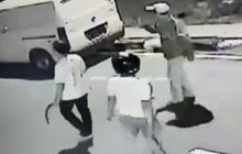 Darah Berceceran di Aspal, Gerombolan Geng Motor Kembali Teror Cempaka Putih, Satu Orang Tewas Mengenaskan