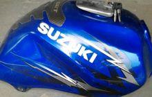 Tangki Suzuki Thunder Bakal Semakin Langka, Ternyata Ini Penyebabnya