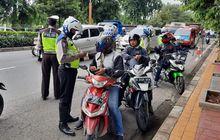 Gak Berkutik, Polisi Jaring 51 Motor dan Mobil Penunggak Pajak, Alasan Lupa STNK Selalu di Dompet