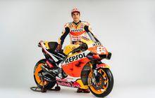 Breaking News! Marc Marquez Tetap di Repsol Honda, Sampai 4 Tahun Lagi