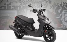 Adiknya Yamaha NMAX Meluncur, Desain Kekinian Harganya Bikin Melongo