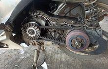 Pakai Obat Seribuan! Selip Pada CVT Motor Matic Dijamin Hilang
