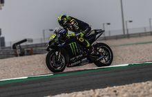 Video Detik-detik Valentino Rossi Kecelakaan di Tes Pramusim MotoGP Qatar, Ada Yang Nyala di Racing Suitnya, Apaan Tuh?