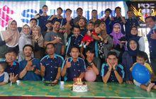 Mantap, Klub Motor FU150 Owners Club (FOC) Indonesia Rayakan HUT, Udah Satu Dekade Aja