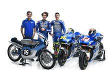 Terang-terangan, Bos Tim Suzuki Ecstar Inginkan Tim Satelit di MotoGP 2022, Ada Yang Berminat?