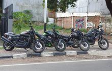 Sensasinya Beda, Segini Biaya Sewa Moge di Jakarta Per Hari, Lebih Mahal dari Bayar Cicilan Honda BeAT?