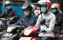 Pemotor Harus Tahu, Ketahuan Gak Pakai Masker di Daerah Ini Bakalan Didenda!