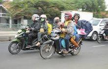 Pengendara Motor Masih Nekat Pulang Kampung di Tengah Covid-19, Siap-siap Bertemu Operasi Ketupat