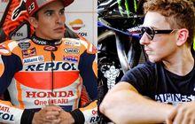 Makin Panas, Dituding Marc Marquez Pesiun karena Hindari Honda, Jorge Lorenzo Bilang Begini...