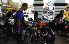 Waduh, Nekat Turing ke 0 Km Sabang di Tengah Wabah Virus Corona, Komunitas Motor Asal Bandung Disuruh Balik Lagi ke Asalnya