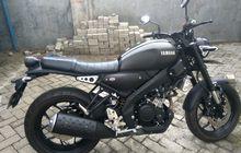 Setang Yamaha XSR 155 Bikin Badan Bungkuk? Pakai Aja Setang Motor Ini