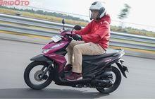 Penasaran Honda All New BeAT Pakai Mesin dan Sasis Baru Sebarapa Irit Dibanding BeAT Sebelumnya