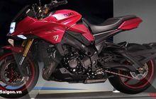 Makin Sangar, Suzuki Katana 1000 Dapat Penyegaran Dua Warna Baru