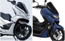 Pilih Yamaha All New NMAX atau Honda PCX 150? Ini Harga Terbaru Motor Matic Yamaha dan Honda Akhir Maret 2020