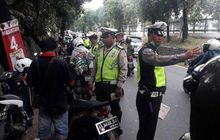 Kabar Bagus Buat Pemotor, Ada Pembebasan Tilang dari Polisi Nih, Masa Berlaku SIM Dapat Jaminan