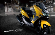 Harganya Bikin Melongo, Intip Kerennya Pilihan Warna Adik Yamaha NMAX Lawan Berat Honda PCX 150 dan ADV150